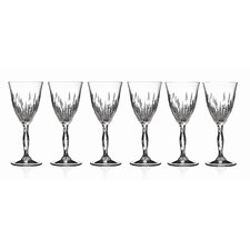 RCR Fire Wine Goblet (Set of 6)