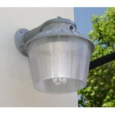 42 Watt 6500K Fluorescent Yard Light in Bronze