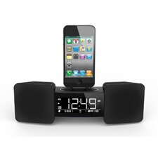 Vibro II Shaker iPhone Clock Radio