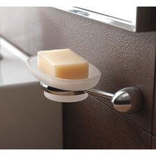 Wall-Mounted Soap Dish