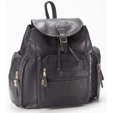 Vachetta Extra Large Backpack in Black