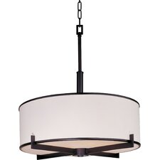 Taniya Nayak 4 Light Drum Pendant