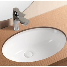 Ceramica II Undermounted Bathroom Sink