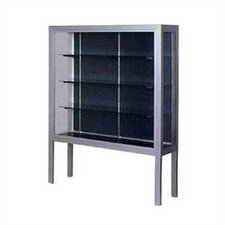 Premiere Freestanding Display Case with Legs