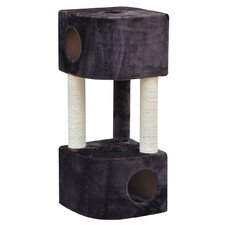 "39"" Abstract Design Cat Tree"