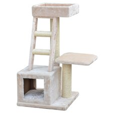 "20"" Playhouse Cat Tree"