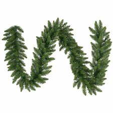 9' Camdon Fir Garland