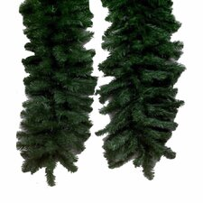 "Douglas Fir 12"" Garland with 1350 Tips"