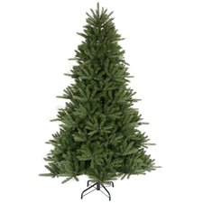 "Vermont Instant Shape 6' 6"" Green Artificial Christmas Tree with Stand"