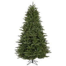 Majestic 7' Green Frasier Artificial Christmas Tree with Stand