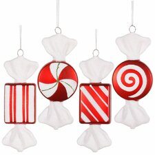 Candy Ornament (Set of 4)