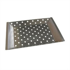 Charcoal Perforated Tray