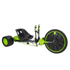 Boys Green Machine Three Wheel Bike