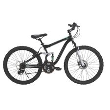 Women's DS-7 Dual Suspension Bicycle