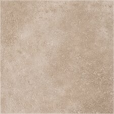 "DuraCeramic Earthpath 15"" x 15"" Vinyl Tile in Smokey Clay"