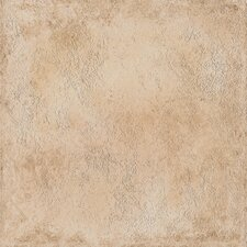 "DuraCeramic Cambridge 15"" x 15"" Vinyl Tile in Fired Bisque"