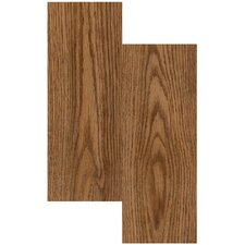 "Endurance 4"" x 36"" Vinyl Plank in Natural Oak"