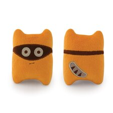 Kitiro Bandit Plush Key Ring