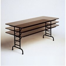 High Pressure Folding Tables with Adjustable Legs