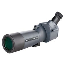 Eterna 62mm ED Spotting Scope with 20-45x Eyepiece, Angled Spotting Scope