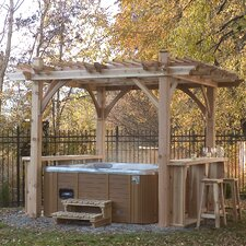 Spa Breeze Pergola