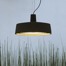 Soho 1 Light Outdoor Pendant