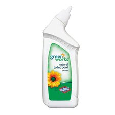 24 Oz Natural Toilet Cleaner Bottle