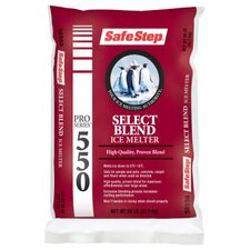 Safe Step Pro Series 550 Select Blend Ice Melt - Bag