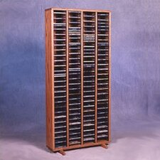 400 Series 320 CD Multimedia Storage Rack