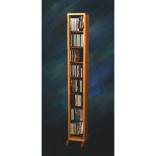 800 Series 112 CD Dowel Multimedia Storage Rack