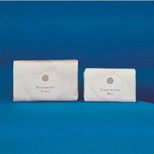 1.5 Oz Basics Soap Bar in White