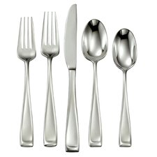 Moda 65 Piece Formal Flatware Set