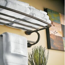 "Eva 24"" Towel Shelf in Oil Rubbed Bronze"