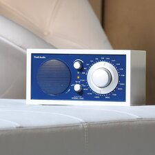Model One Radio in Frost White / Atlantic Blue