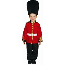 Deluxe Royal Guard Dress Up Children's Costume Set