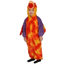 Loud Little Parrot Children's Costume Set