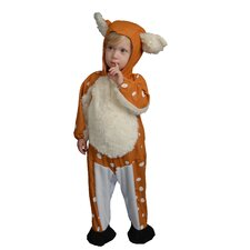 Infant Baby Fawn Children's Costume