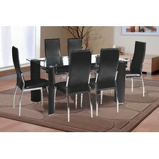 Ketch 7 Piece Dining Set