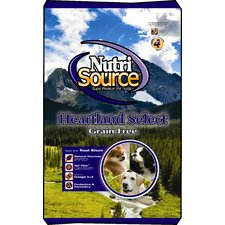 Grain Free Heartland Select Dry Dog Food