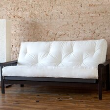 "8"" Cotton and Foam Futon Mattress"