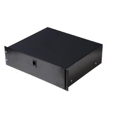 3U Drawer with Adjustable Dividers