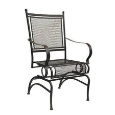 Caledonia Coil Spring Dining Arm Chair
