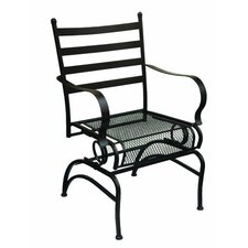Renata Coil Spring Dining Arm Chair