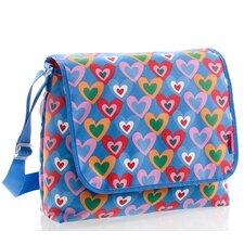 Agatha Ruiz de la Prada Messenger Bag - Winter Hearts