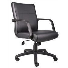 Mid-Back LeatherPlus Executive Chair