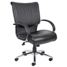 Mid-Back Leather Plus Executive Chair