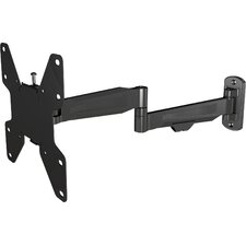 "Articulating Arm Wall Mount for 13"" to 34"" Flat Panel Screens"