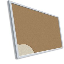 Natural Add-Cork Tackboard Series AC-826