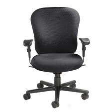 Mid-Back 24/7 Heavy Duty Task Chair