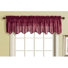 Sanibel Curtain Valance